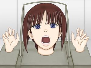 ガンダムX・ティファの顔面拷問